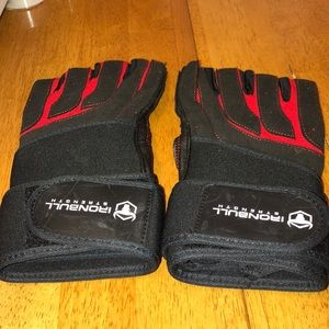 Other - Ironbull strength workout gloves
